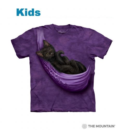 Cat's Cradle - Kids Cat T-shirt - The Mountain®
